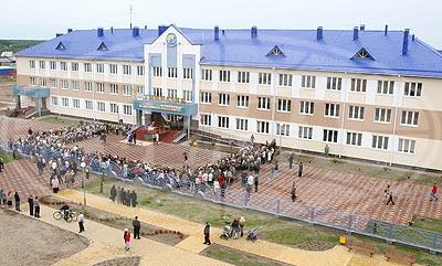 Новая гимназия открылась в Лельчицах — ЛЕЛЬЧИЦЫ